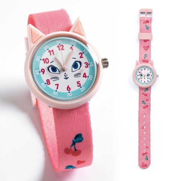 DD00424-Armbanduhr-Katze-1